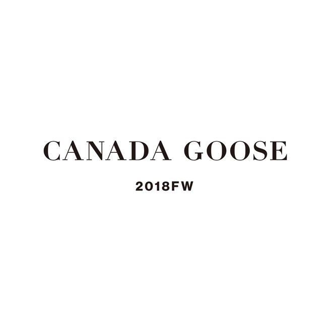2018FALL/WINTER</br>CANADA GOOSE千駄ヶ谷店・阪急メンズ東京店</br>・オンラインストア 8/25(土)販売方法について