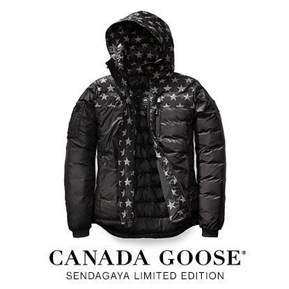 CANADA GOOSE SENDAGAYA LIMITED EDITION