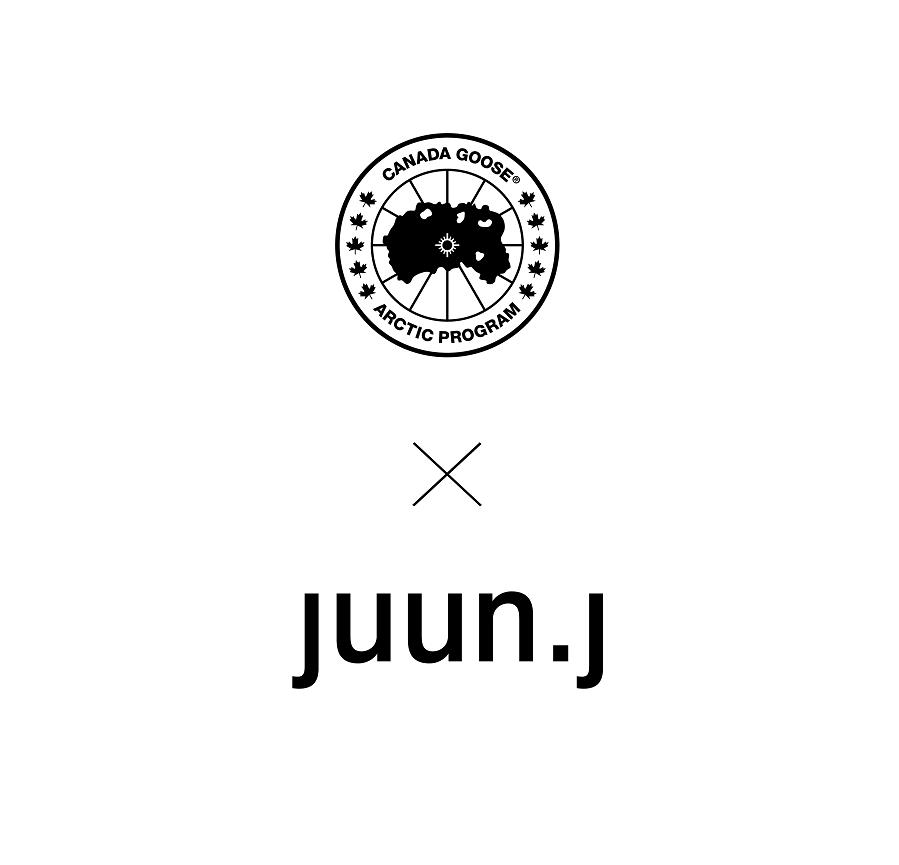 Canada Goose x juun.j カプセルコレクションが発売